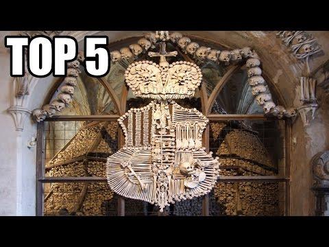 TOP 5 - Nejděsivějších míst v České republice