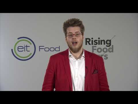 Transforming food waste into sustainable, renewable resources using insects