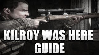 Sniper Elite V2 - Kilroy Was Here Achievement/Trophy Guide