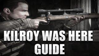 Sniper Elite V2 - Kilroy Was Here Achievement/Trophy Guide