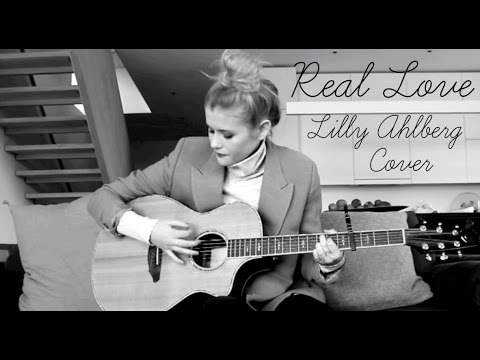 Real Love - Clean Bandit (Cover by Lilly Ahlberg)
