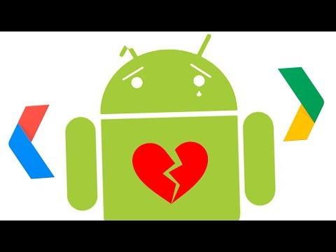 видео: google больше не любит android?
