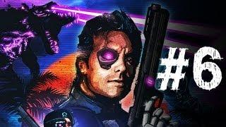 Far Cry 3 Blood Dragon Gameplay Walkthrough Part 6 - Man the Wheel - Mission 4