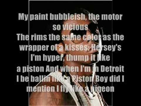 Lil Wayne - La La W/ Lyrics