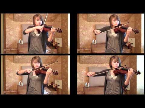 Grief and Sorrow - Naruto - Violin Quartet Cover - Taylor Davis