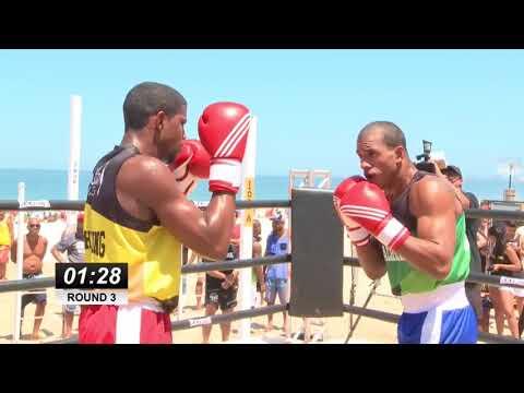 BeachBoxing  - Etapa 11 - Luta 2 - Julio Batman X Marcos Vinicius