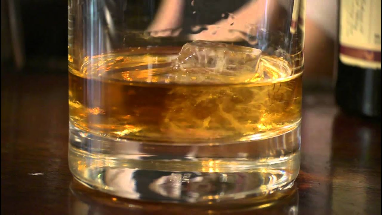 What and how to drink whiskey 55