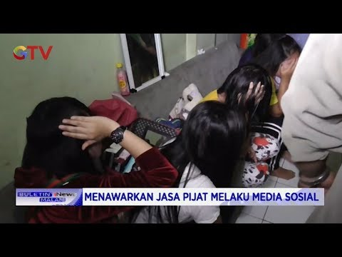 Panti Pijat Digrebek Petugas, Para Terapis Panik Dan Bersembunyi Di Kamar Gelap  - BIM 15/06