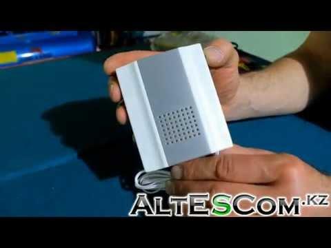 Как установить проводной звонок в квартире