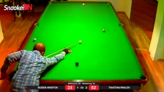 SnookerON.com - Snooker Club Masters Kyustendil, Table 1 Live Stream