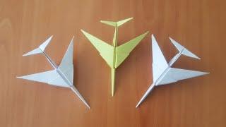 KAĞITTAN UÇAK YAPIMI (JET) Paper airplane