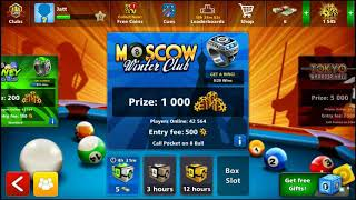 8 Ball Pool Another Easy Win Opponent Left the Game | 8 Ball Pool Tips and Tricks How to play.