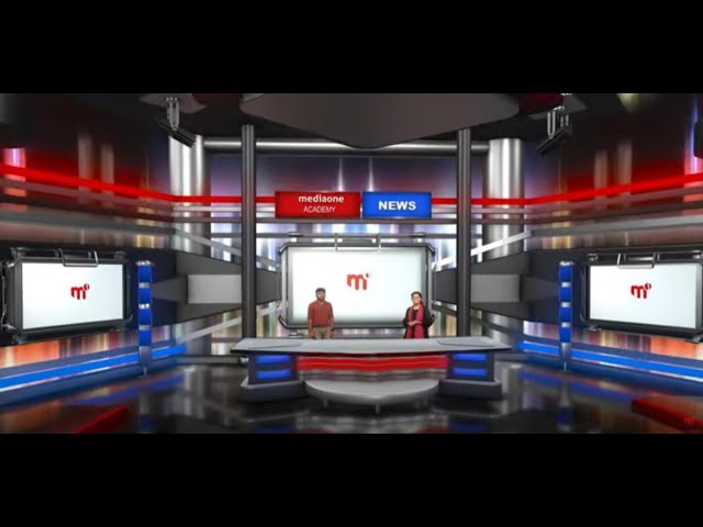 News Bulletin produced and presented by Journalism students (2020 PGD Batch)