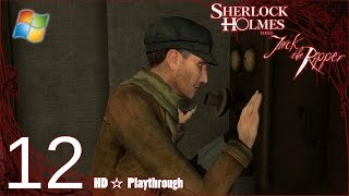 Sherlock Holmes VS Jack the Ripper (PC) - Pt.12