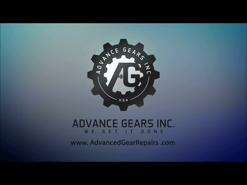 Marley Gearbox Repair Parts Gears Replacements