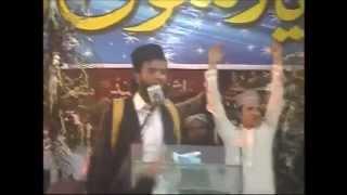 Sunni Conference Speech By Pir Muhammad Hassan Haseeb Ur Rehman Sb  8/06/13