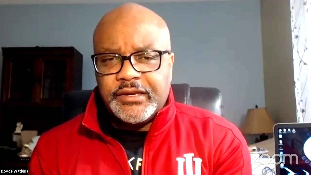 (LIVE) Why desperate people will lie to you in love, business and life - Dr Boyce Watkins
