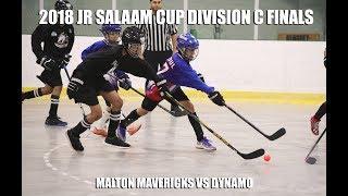 2018 Jr Division C Salaam Cup Finals: Malton Mavericks vs Dynamo