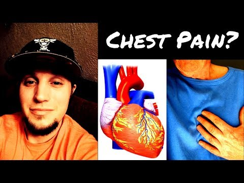 Anxiety Disorder and Chest Pain!