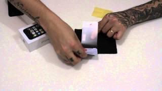Como colocar pelicula protetora no iPhone 5s