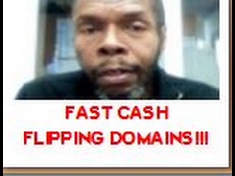 The Poor Folks Guide to Fast CASH Flipping Domains