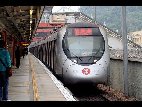 港鐵東鐵綫行車片段 紅磡-上水 MTR East Rail Line