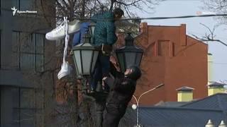 Москва: массовые задержания на митинге против коррупции