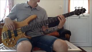 Nickelback - How you remind me bass cover