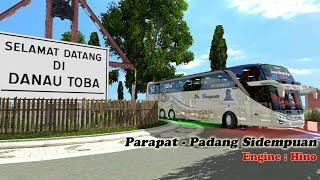 Video Ets2 bus Indo    Haryanto Pariwisata ke Danau Toba download MP3, 3GP, MP4, WEBM, AVI, FLV Agustus 2018