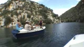 location bateau nautic Montmeyan