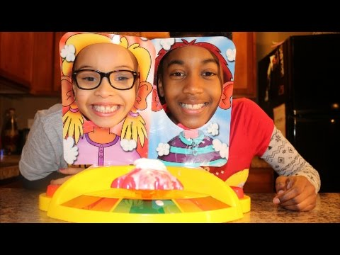 PieFace Showdown Challenge | With Zaria