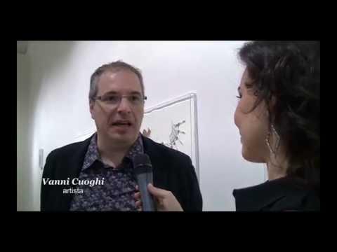 Masked Tales - Opere di Vanni Cuoghi e Marcel Dzama