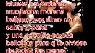 Ricky Martin-Pegate (con letra)