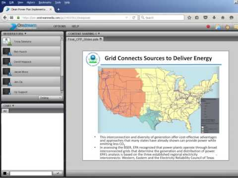 Webinar: Clean Power Plan Implementation: What You Need to Know