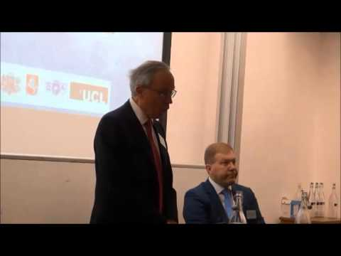 Baltic Symposium 2016: New Security Challenges - Overcoming Anxieties
