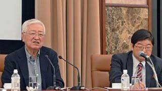 Masahiro Shinoda, film director 映画監督の篠田正浩さんが、自身の最...
