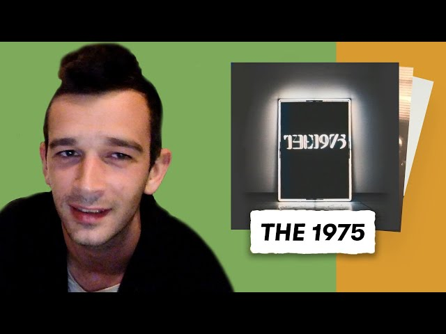 Matty Healy Breaks Down His Albums, From The 1975 to Notes on a Conditional Form | On the Records