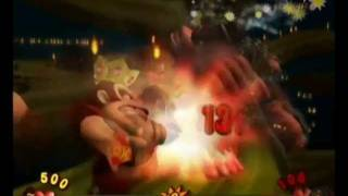 Donkey Kong Jungle Beat - Kong Of The Mountain (WII)