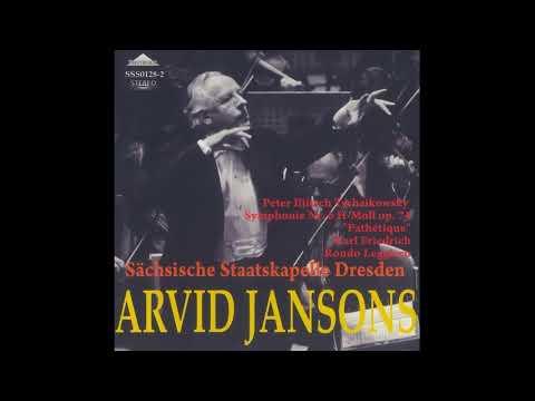 Tchaikovsky - Symphony No.6 (SD - Arvid Jansons)