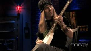Alexi Laiho Cover In Your Face Live HD