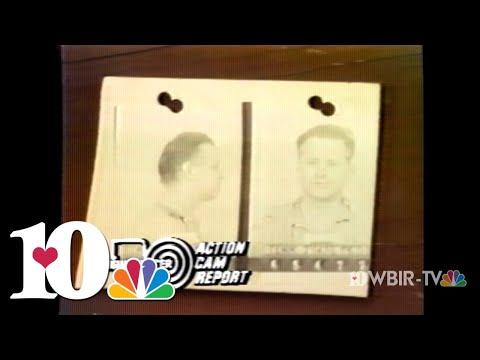 WBIR Vault: James Earl Ray escapes Brushy Mountain Prison - June 11, 1977