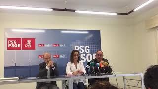 """Fernández Morgade: """"É unha baixa da militancia. Non ocupaba ningún posto"""""""