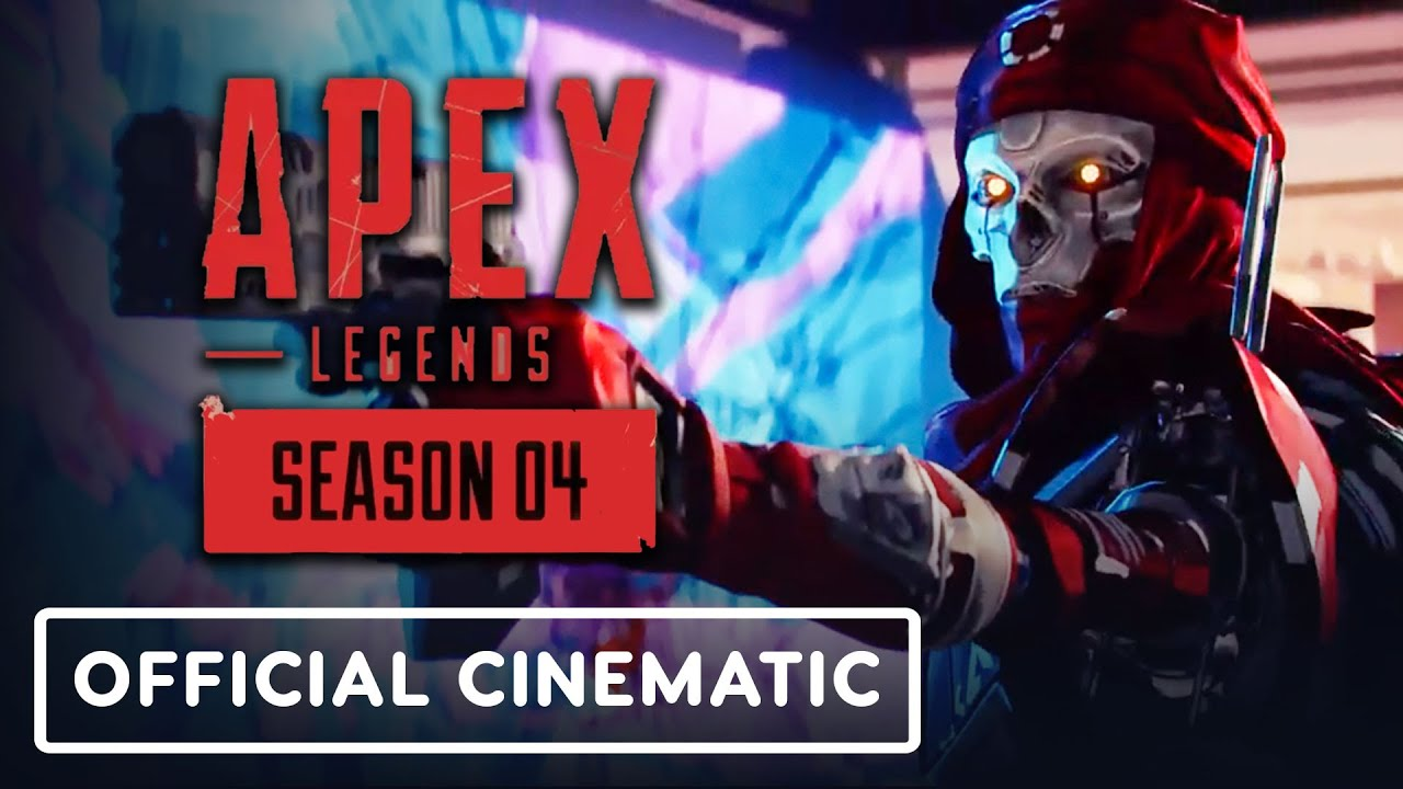 Apex Legends: Temporada 4 - Trailer cinematográfico oficial revenant + vídeo