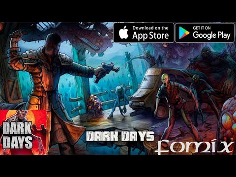 Dark Days - опять клон Ластдея - первый взгляд, обзор (Android Ios)