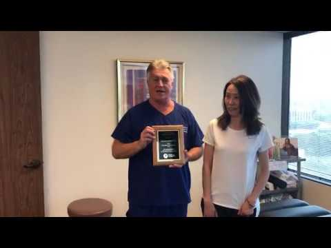 The Best Chiropractor For This New Jersey Woman Is Top Houston Chiropractor Dr Johnson
