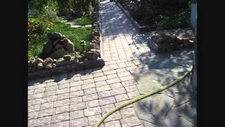 Тротуарная плитка для дачи в Спб(, 2014-10-14T14:43:32.000Z)