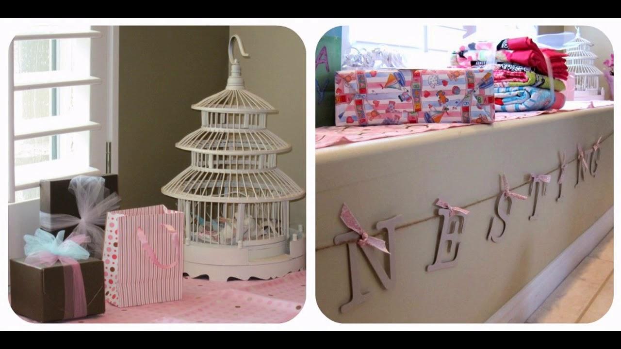 Baby Shower Door Prize Ideas Youtube