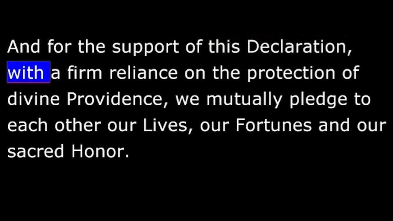 Life Liberty And The Pursuit Of Happiness Quote Declaration Of Independence Readfuture President John F