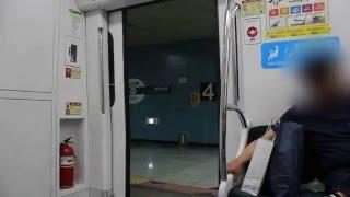 [FHD]光州都市鉄道1号線1000系ドルゴゲ駅ドア開閉