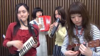 赤鬼と青鬼のタンゴ 【FlyingDoctor(フライングドクター)】 NHKみんなのうた 鍵盤ハーモニカ(soprano HAMMOND 44 BB) アンデス ウクレレ トイピアノ